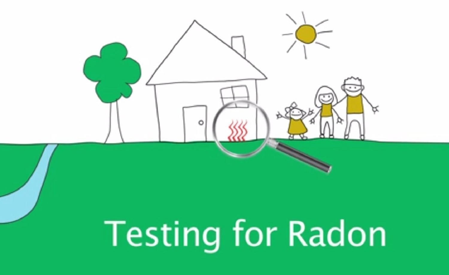 Lessen Radon Health Risk with Radon Testing