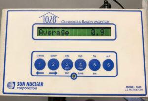 Radon Gas Monitor