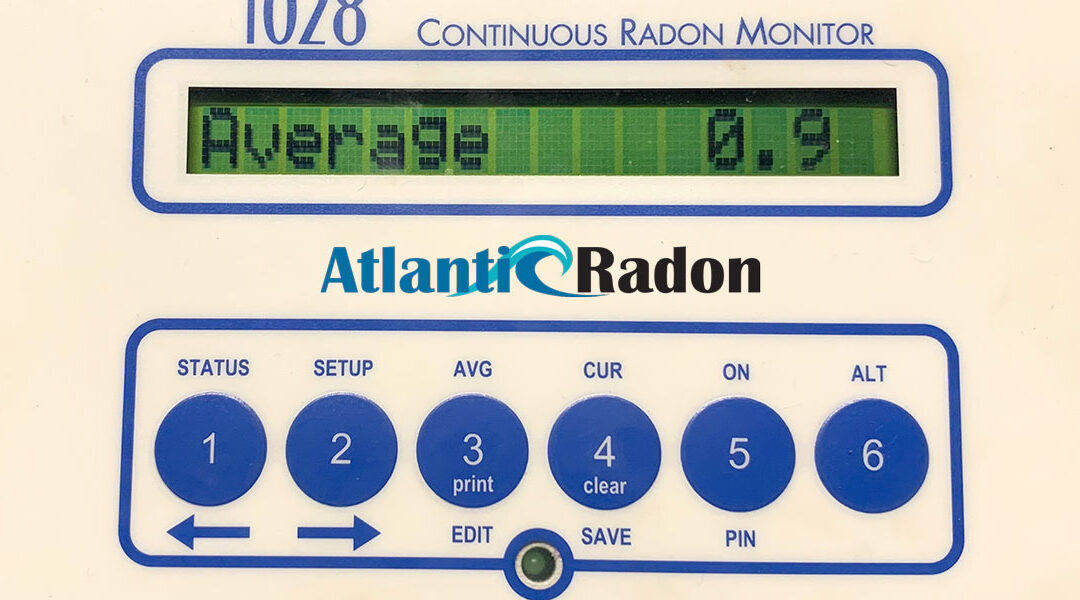 Using Continuous Radon Monitor (CRM) Device