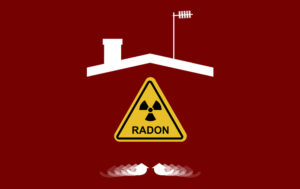 Radon gas in home