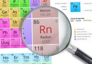 Indoor radon testing