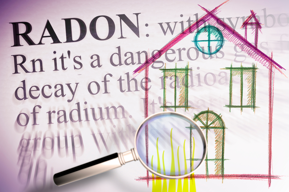 Radon Gas is Dangerous at High Levels. Hire a Radon Inspector Today!